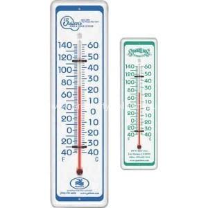 Céglogós hőmérők