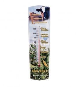 Emblémázott hőmérők