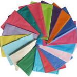Egyedi papírzsebkendők
