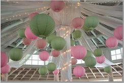 Esküvői kínai reklám lámpások