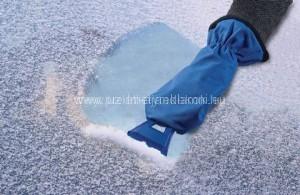 Reklám jégkaparók
