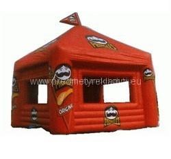 Felfújható egyedi sátrak