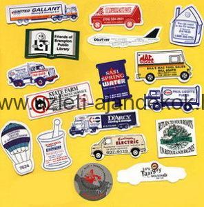 Egyedi reklám hűtőmágnesek