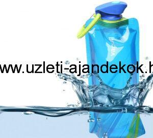 Összecsukható vizes palackok
